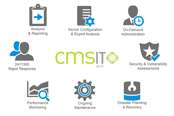 The Value of SEO-driven Solutions in IT Managed Services for Business - CMS IT