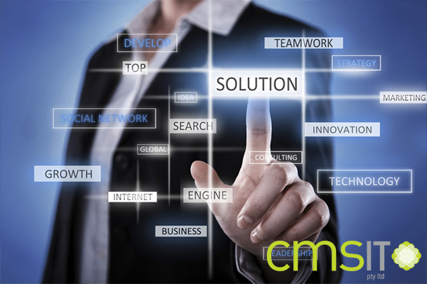 Problem Solved with Managed Information Technology Services - CMS IT