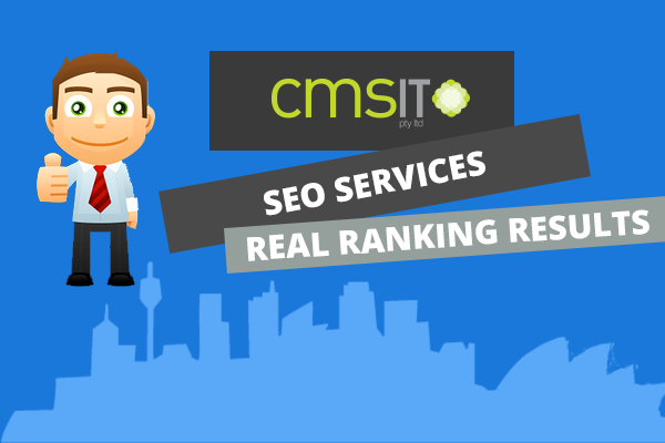 SEO Services – Crucial Part of Information Technology Managed Services - CMS IT