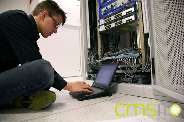 Increase Workforce Productivity with Managed Services in Sydney - CMS IT