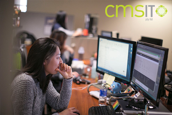 Managed IT Support – Maximizing Worktime Productivity - CMS IT