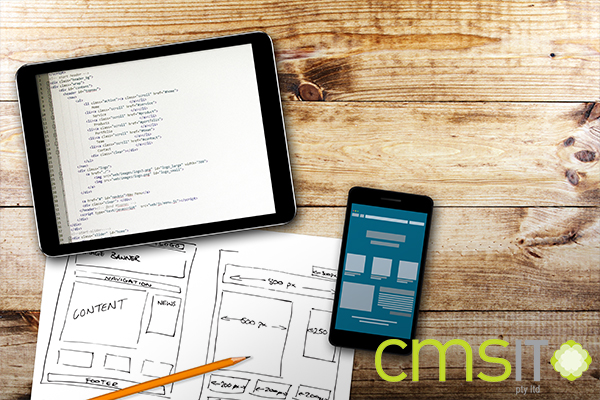 Web Design and Development, an Integral Part of any Managed IT Service Plan - CMS IT