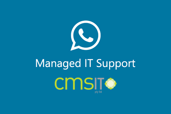 Managed IT Support Tips Avoidling Ransomware - CMS IT