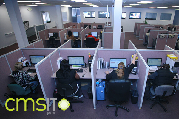 Choosing The Right MSP For Managed IT Support In Darwin - CMS IT