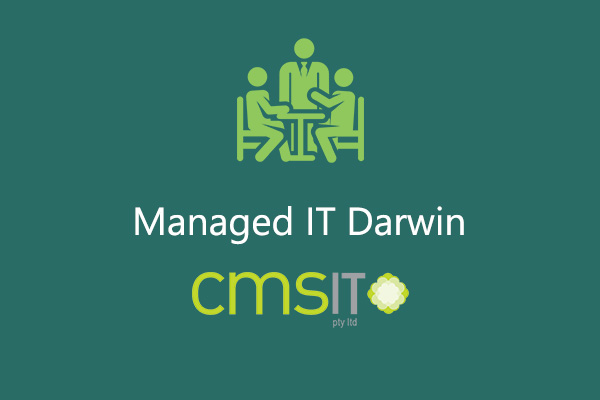 Technology and Managed IT News In and Around Darwin - CMS IT